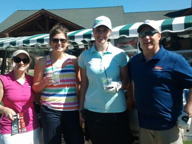 Annual SERVPRO Golf Tournament May 2013