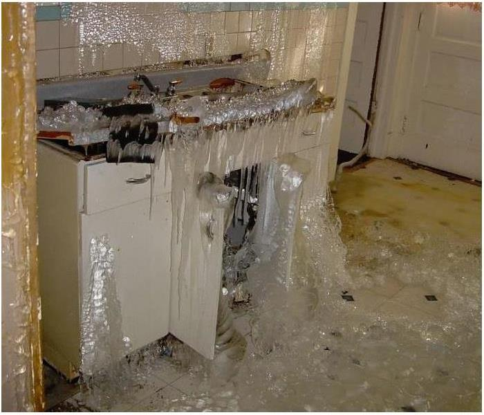 Water Damage Prevent Your Pipes From Freezing
