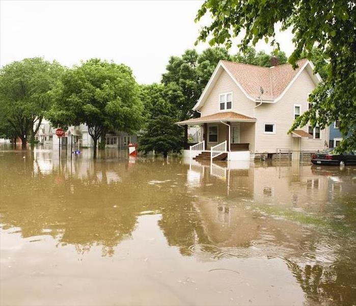 Storm Damage An Answer to Flood Damage That May Occur on Your Denver Area Property