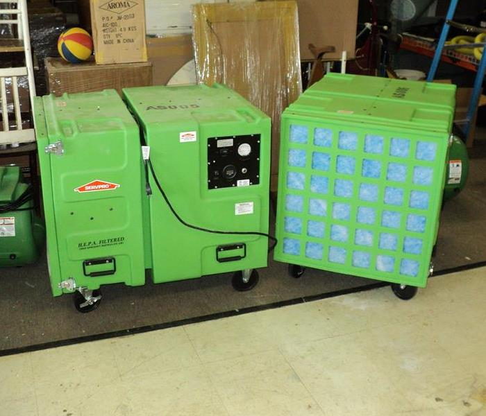 General Newer Larger Air Scrubbers